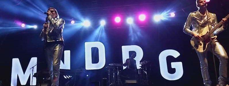 Prosvětlená písmena M N D R G